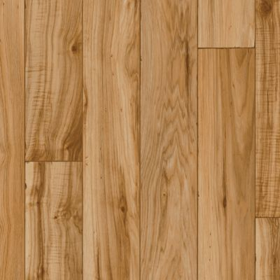 Distressed Hickory - Natural Vinyl Sheet X3540