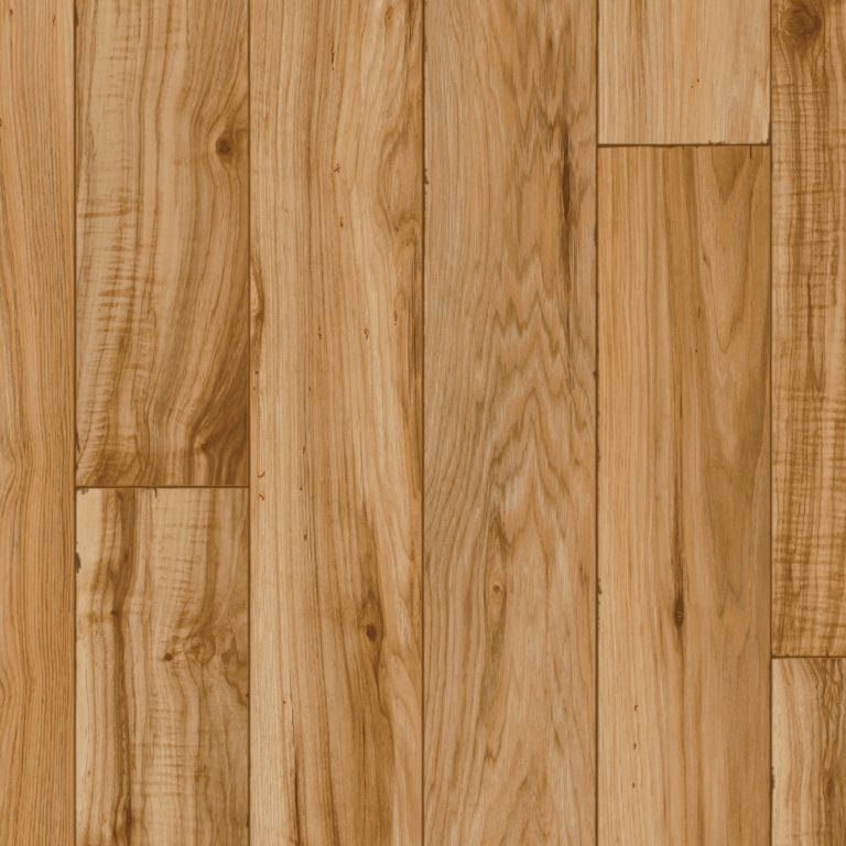 Distressed Hickory - Natural Lámina de vinil X7520