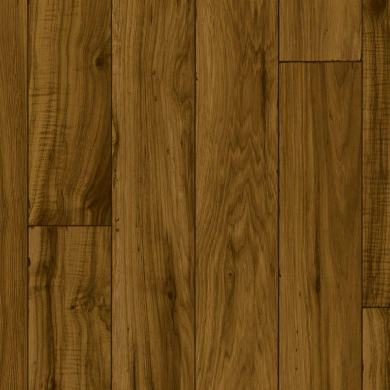 Distressed Hickory - Rustic Mocha Lámina de vinil X4602