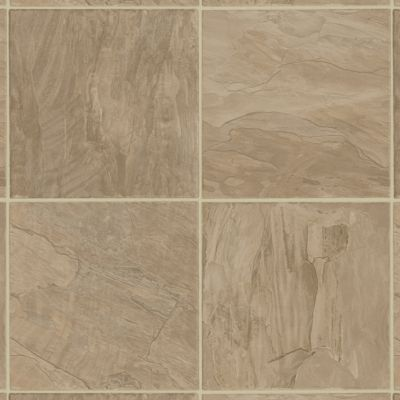 Hastings - Taupe n' Tan Vinyl Sheet X4630