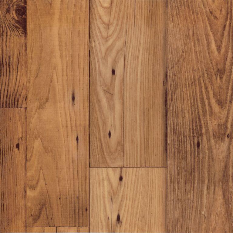 Woodcrest - Dark Hickory Lámina de vinil X4640