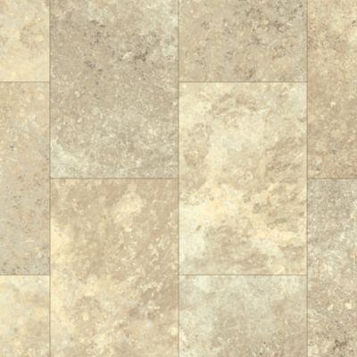 Penrose Point - Sandstone Vinyl Sheet X6541